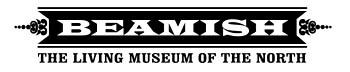 Beamish Museum logo